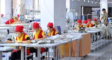Приглашаем на работу швей в Литву. в Бишкек