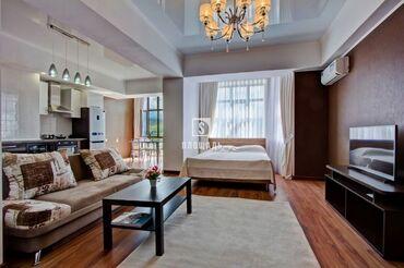 продажа квартир в бишкеке с фото в Кыргызстан: 1 комната, Душевая кабина, Постельное белье, Кондиционер, Без животных