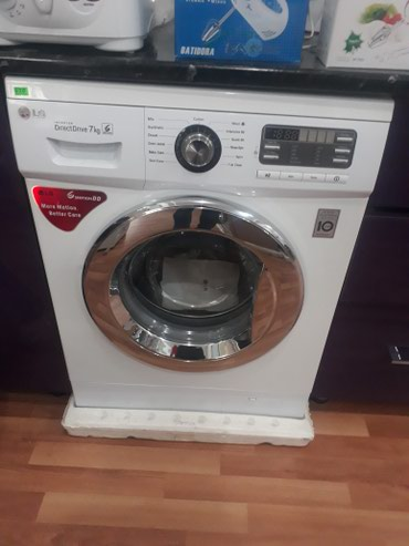 Xırdalan şəhərində Dual Avtomatik Washing Machine LG 7 kg.