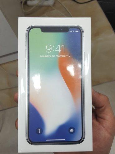 Продаю айфон Х 64гб осталось 2шт в Бишкек