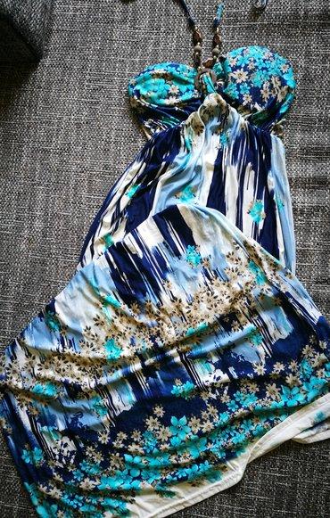 Nova duga haljina Velicina M Ima dosta elastina - Vrnjacka Banja