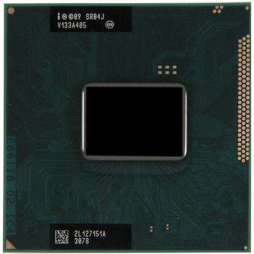 Bakı şəhərində Intel Core i3-2330M processor noutbuk üçün 3M Cache, 2.20 GHz
