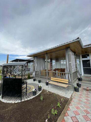 сутки дом в Кыргызстан: 70 кв. м, 4 комнаты, Утепленный, Теплый пол, Видеонаблюдение