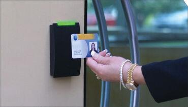 Mühafizə xidmətləri - Azərbaycan: ZKTeco card reader cihazi Size ZK Teconun SCR 100 card reader modelini