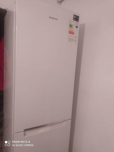 33 объявлений   ЭЛЕКТРОНИКА: Б/у Двухкамерный   Белый холодильник Samsung