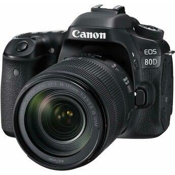 Sumqayıt şəhərində Canon EOS 80D 18-135mm kit