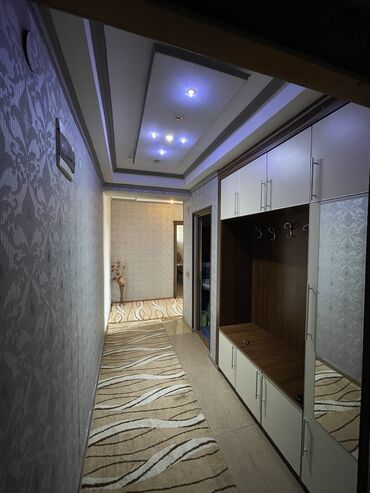 3 комнаты, 124 кв. м С мебелью