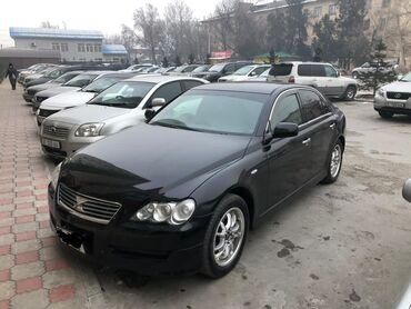 мини поля бишкек в Кыргызстан: Toyota Mark X 2.5 л. 2005 | 193 км