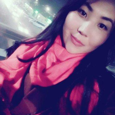 ищу работу. студентка 18лет. после учёбы в Бишкек
