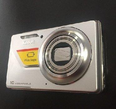 "kodak kb10 в Кыргызстан: Фотоаппарат Kodak M420компактная фотокамера матрица 10.3 МП (1/2.3"")"