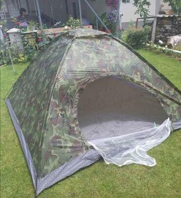Šatori - Paracin: Šator za 8 osoba 2,5 x 2,5 x 1,5mŠatori su spakovani u torbuOdličan za