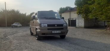 87 elan | NƏQLIYYAT: Volkswagen Caravelle 2.4 l. 1995 | 158000 km