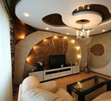 Ремонт квартир, домов,помещений. в Бишкек