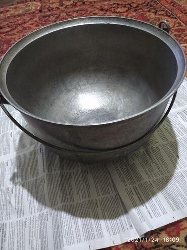 Индукционная плита цена - Кыргызстан: Советский казан. Чугунный. 20литров.Цена окончательная