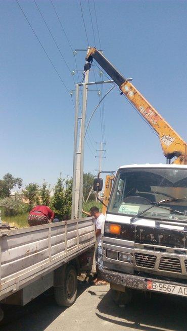 услуги кран в Бишкек
