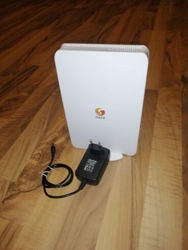sazz - Azərbaycan: Başqa modemlerde var zeng edin. Sazz cpe 4000 əla vəziyyətdə heç bir