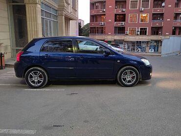 təcili maşın satılır in Azərbaycan | VOLKSWAGEN: Toyota Corolla 1.4 l. 2005 | 204000 km