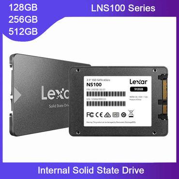 внешний жесткий диск 320 gb в Кыргызстан: SSD 512GB LEXAR 2.5″ SATA3