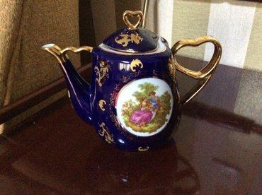 Bakı şəhərində Продаю заварной чайник для чая. Цена 40 ман.