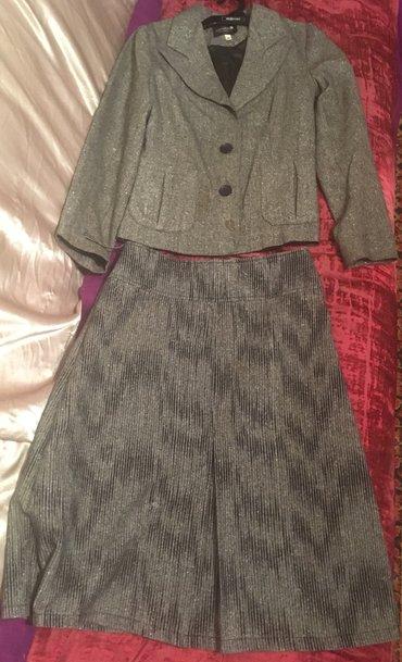 Костюм женский очень красивый пиджак в Бишкек