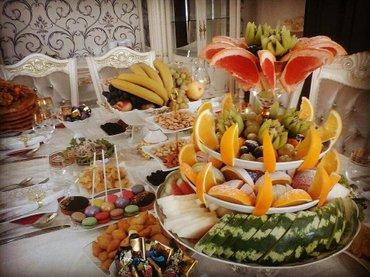 повар по вызову\Плюшевый  букет в Бишкек