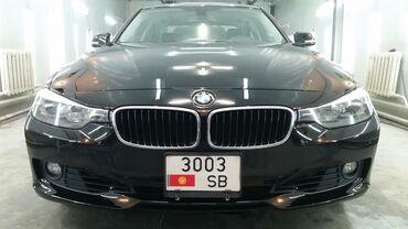 bmw 2800 в Кыргызстан: BMW 3 series 2 л. 2015 | 87568 км