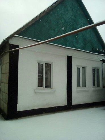 Продаю дом 4 ком. + времянки 5 комнат, место для машины, огород 6 сот. in Бишкек
