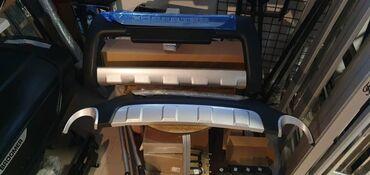Комплекты -накладки на бампер для субару. Форестер sh. Аутбек 9-13