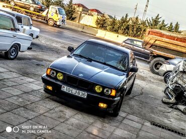 BMW - Azərbaycan: BMW 5 series 2.5 l. 1991   250000 km