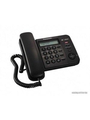 Новый! Телефонный аппарат Panasonic kx-ts2356ca. В комплекте: сам аппа в Бишкек