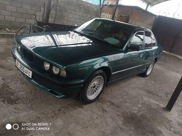 BMW - Зеленый - Бишкек: BMW 525 2.5 л. 1992