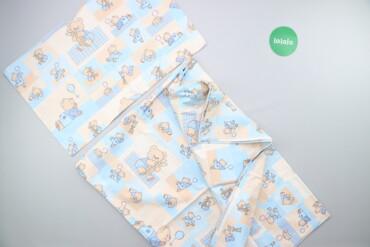 Дитячий комплект постільної білизни з ведмедиками (наволочка та підков