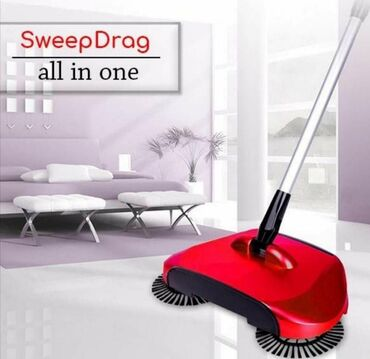 Aspirator Cistac Podova Sweeper Drag All In One 1500 dinTajna Sweep