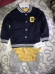 Джинсы мальчик next - Кыргызстан: Продаю Новые Вещи для новорожденных (для мальчика)До 12 месяцев
