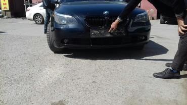 Bakı şəhərində BMW e530 60 kuzanin gabag bufer 2006 il original