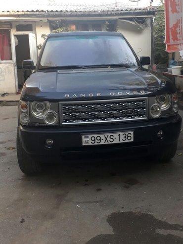Bakı şəhərində Rang Rover Voque Serfiyyat cox eladi 100km 9 litr icir..Probmlemsiz