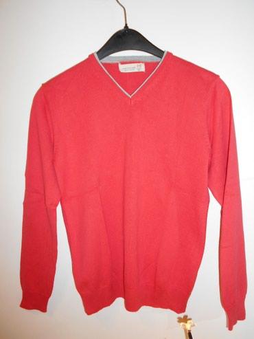 Deciji dzemper - Srbija: Zara crveni deciji dzemper 9-10 godina, 140 cm visine, 100 % pamucan
