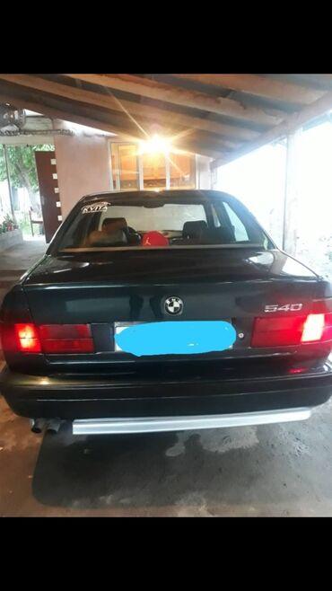 Транспорт - Милянфан: BMW 5 series 2.5 л. 1994