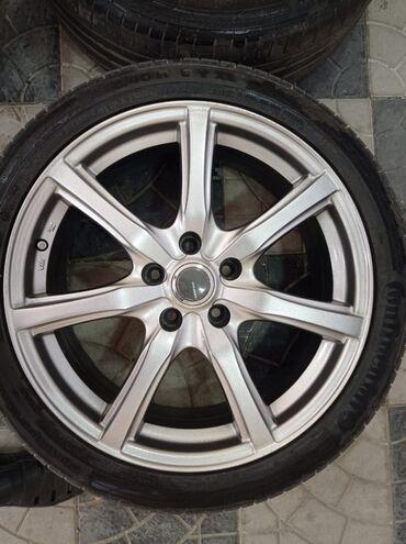10618 elan: Audi A4, A6, A8 modellərə diski və Contential təkərlər. (R-18)Təkərlər