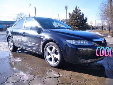 шредеры 17 в Кыргызстан: Mazda 6 2.3 л. 2004 | 240000 км
