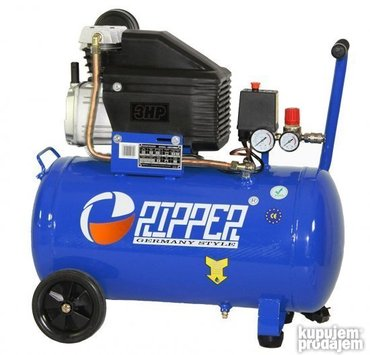 Kompresor 50l /fl-2550/ ripper novo, fabrički zapakovano! !! ! - Subotica