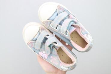 Детская одежда и обувь - Киев: Дитячі кеди з принтом р. 28    Довжина устілки: 17.5 см Висота підошви