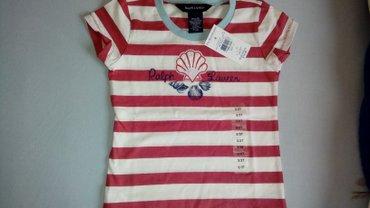 Majica ralph lauren 3god. Nova!!! Moderna kvalitetna majica kupljena u - Novi Sad