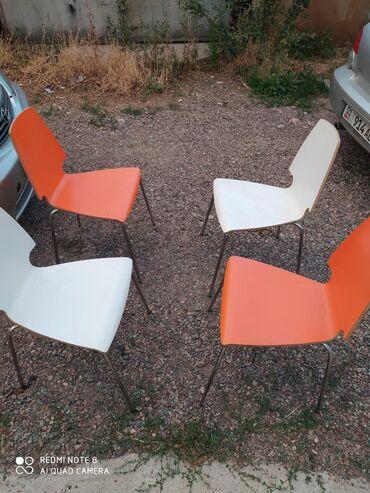 Продаю 4 стула от ИКЕА за 4000 сом