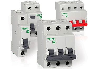 Schneider electric Автоматические выключатели