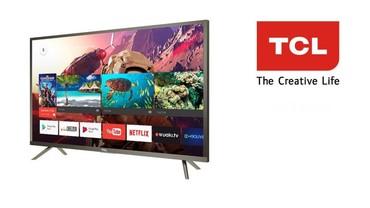 телевизор 49 дюймов в Кыргызстан: Бренд #1 в Китае Телевизор TCL Самое лучшее качество сборки, четкое из