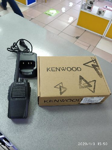 Радиостанции Kenwood 520-s +Отличное качество,гарантия на заводской