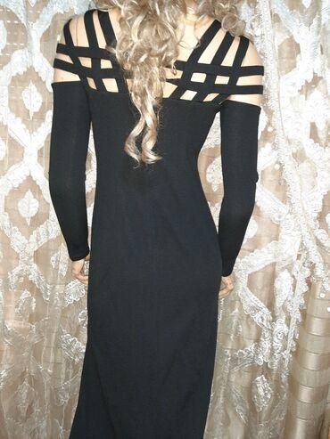 Haljine - Srbija: Exsluzivna haljina doneta iz Beca,s velicina,jednom nosena,savrsena