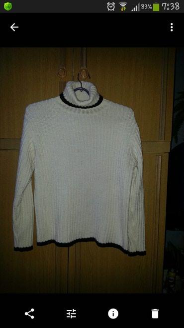 Теплый свитер б/у в отл.состоянии разм.44-46 в Бишкек