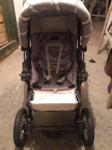 Детский мир - Кара-Балта: Продаю коляску зима лето в отличном состояние, есть сумка все